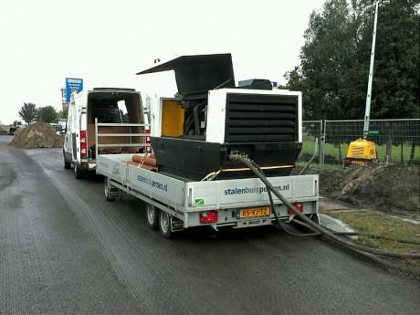 Stalen buis persen Nederland