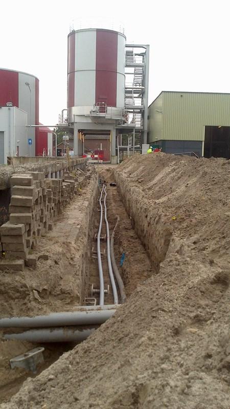 Bijzonder kabelwerk Apeldoorn
