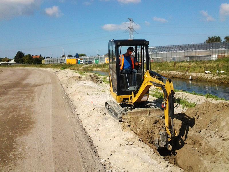 Groot project Maasdijk gestart