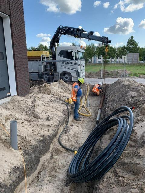 Persing in Leusden